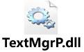 TextMgrP.dll 32/64位