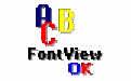 FontViewOK(字体浏览软件) v4.81 绿色版