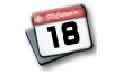 飞雪桌面日历完整版 V9.7.1 官方版