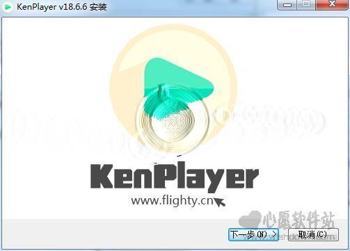 KenPlayer(视频播放器)v18.6.6免费版_wishdown.com