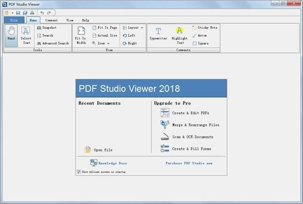 PDF Studio Viewer(pdf阅读器) v2018.1.0官方版