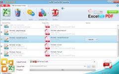 Excel转换到PDF转换器 v3.0官方版
