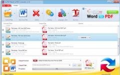 Word转换到PDF转换器 v3.0官方版