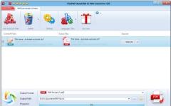 AutoCAD转换到PDF转换器 v3.0官方版