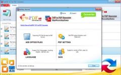 TXT转换到PDF转换器 v3.0官方版