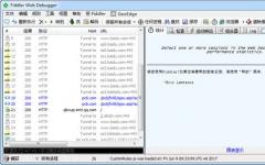 Fiddler(HTTP调试抓包工具) v4.6.20172 中文汉化版