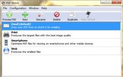 pdf shrink_pdf壓縮工具 v4.5綠色版