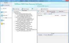 VMxDB For VMWare VMFS Recovery_VMFS数据恢复软件 v7.1 官方版