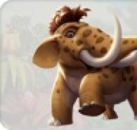 疯狂原始人手游斑犸象怎么样?