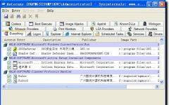 Autoruns(启动项目管理工具) V13.80 官方版