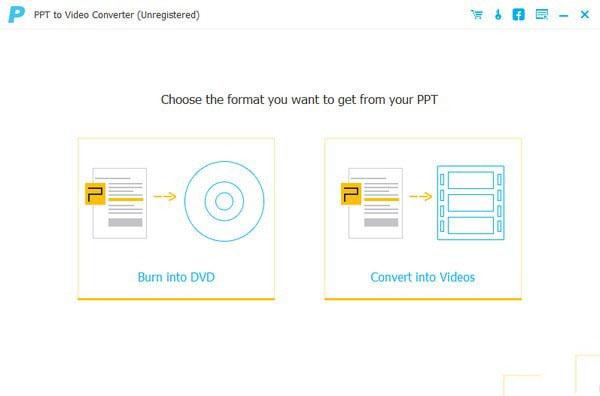 PPT to Video Converter(PPT转视频软件)V1.0.8 电脑版