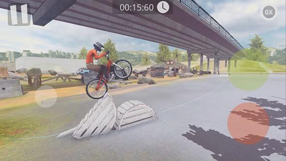 特技脚踏车V1.1 安卓版