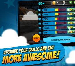 史詩滑板游戲iOS版下載|史詩滑板(Epic Skater)手游隻果版下載