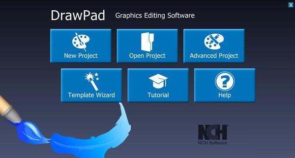DrawPad(图形编辑器)V4.02 电脑版