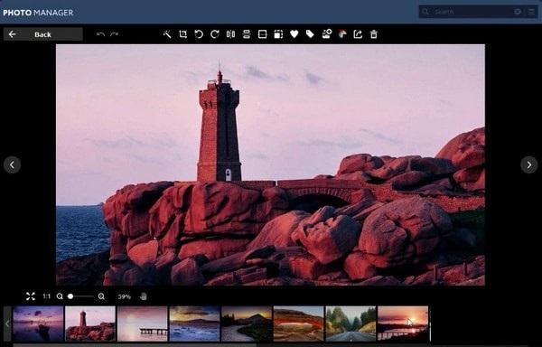 Movavi Photo Manager(图片编辑软件)V1.1 电脑版