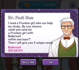 弗蘭肯女孩游戲iOS版官方下載 弗蘭肯女孩手游隻果版下載