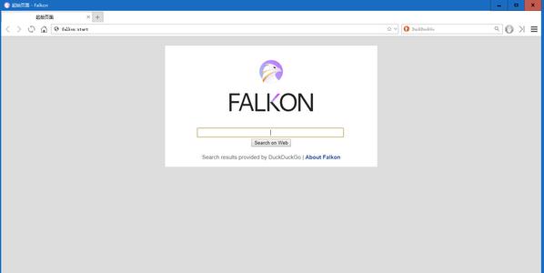 Falkon浏览器V3.0.1 电脑版