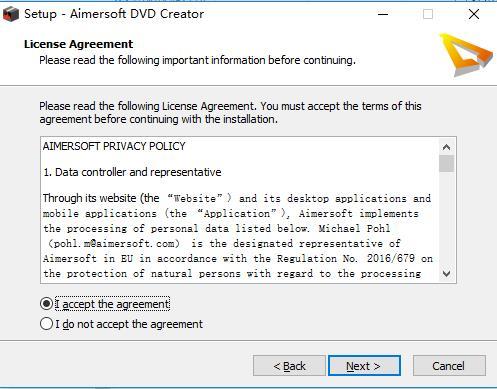Aimersoft DVD CreatorV5.5.1 电脑破解版