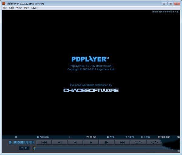 PdplayerV1.0.7.32 电脑版
