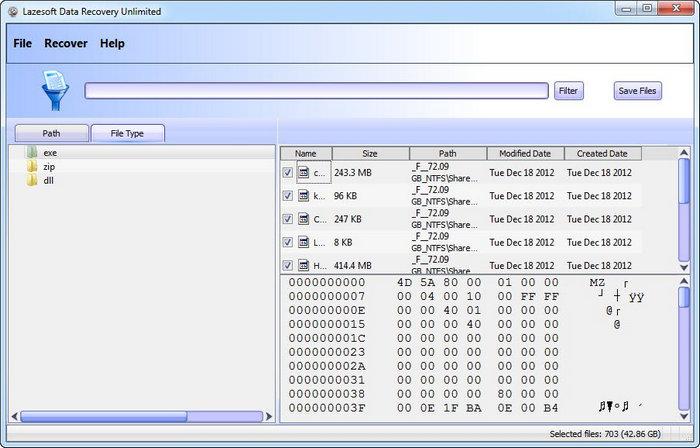 Lazesoft Data Recovery(数据恢复软件)V4.3.1 电脑破解版