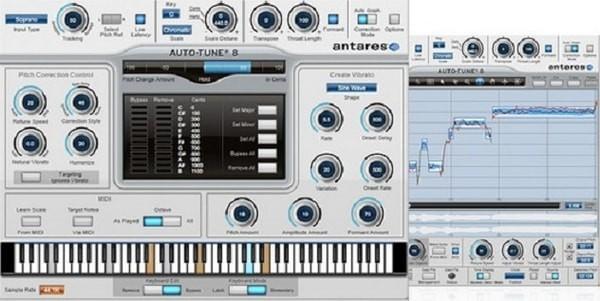 Auto Tune(修音插件)V8.1.2 电脑版