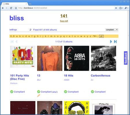 Elsten Software Bliss(音乐管理软件)V20190130 电脑破解版
