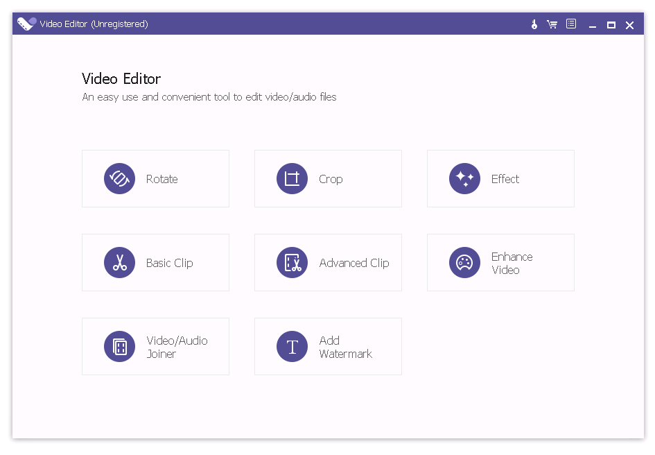 Apeaksoft Studio Video Editorr(视频编辑软件)V1.0.12 电脑版
