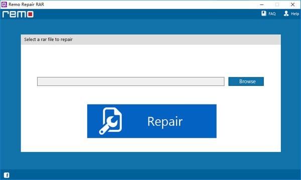 Remo Repair RAR(RAR文件修复工具)V2.0.0.18 电脑版