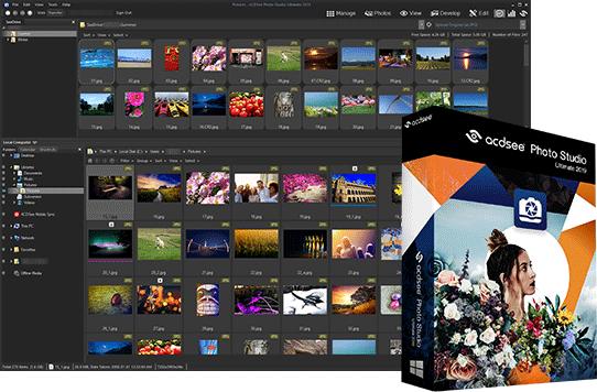 ACDSee Photo Studio Ultimate(RAW编辑器)V12.0 电脑破解版