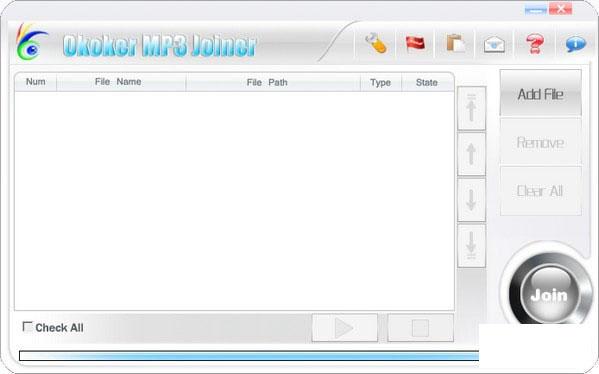 Okoker MP3 Joiner(mp3合并软件)V5.5.1 电脑版