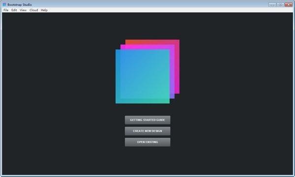 Bootstrap Studio(网页设计软件)V4.1.2 电脑版