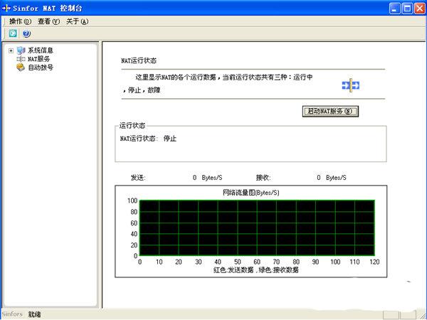 Sinfor Nat(共享上网软件)V2.0 电脑版