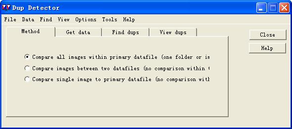 Dup Detector(重复图像文件查询工具)V3.3.0.2 电脑版