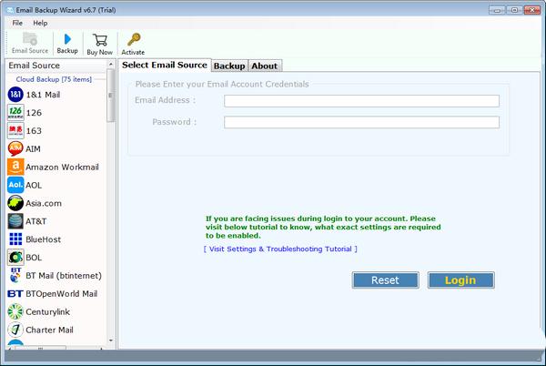 ZOOK Email Backup Wizard(超級電子郵件備份助手)V3.1 電腦破解版