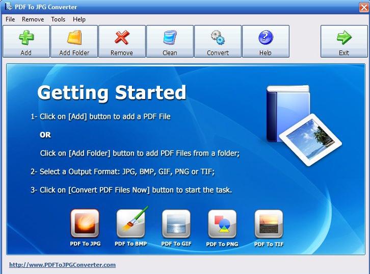 PDF To JPG Converter(PDF轉圖片軟件)V4.3 電腦破解版
