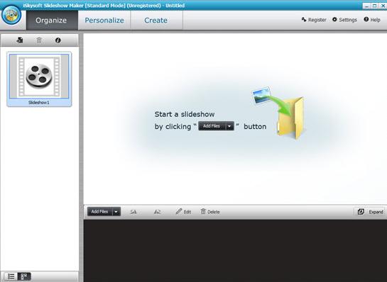 iSkysoft Slideshow Maker(幻灯片制作软件)V6.6.0 电脑版