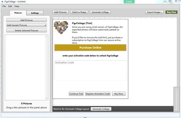FigrCollage Pro(照片拼贴软件)V2.5.11.0 电脑版