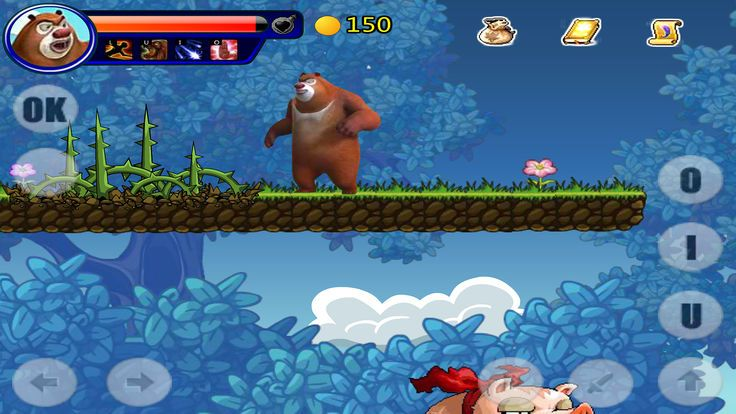 奔跑吧我的熊熊V1.0 安卓版