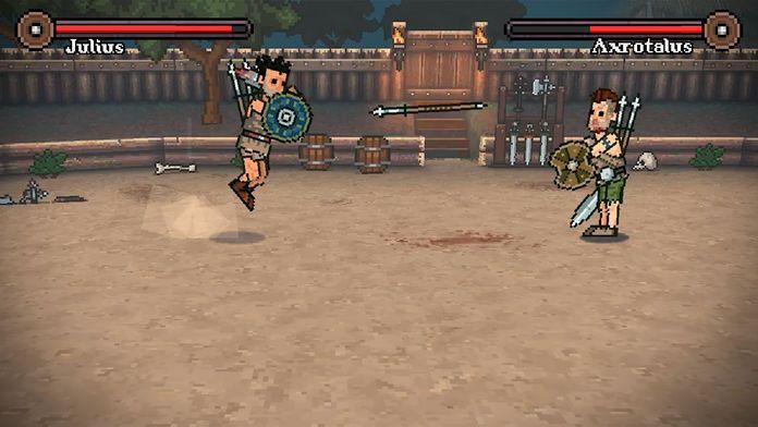 彈跳角斗士v1.0 iOS版