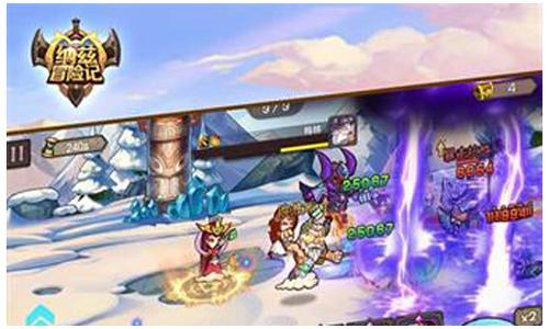 纳兹冒险记是一款好玩的即时动作卡牌PRG游戏。游戏以刀塔为题材,采用超清画质,完美呈现游戏画面。创新BOSS为我所用,轻松玩转掌上RPG即时战斗。六位英雄自由团战,战术操作随心掌控。百位经典英雄备选,自由组建最强战队更有海量创新玩法,等你来战!
