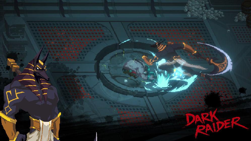 暗袭者(Dark Raider)