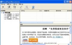 FreeFastRecovery(磁盘数据恢复) v2.1免费版