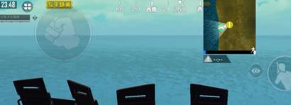 《和平精英》水上放置盾牌BUG卡法攻略