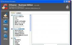 CCleaner清理器(32位) v5.30.6063 中文綠色版