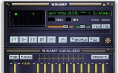Winamp播放器精簡版 5.66Lite 中文版