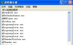 进程截杀器 v1.1.2.8 官方版