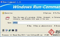 Run-Command_程序快速運行 V2.7.7 綠色中文版