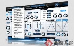 音乐合成器软件(Sonic Academy ANA) v1.5 官?#25945;?#21035;版