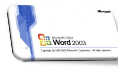 Word2003精简版 绿色版