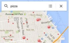Google Maps_谷歌地图iphone版 V4.24.4